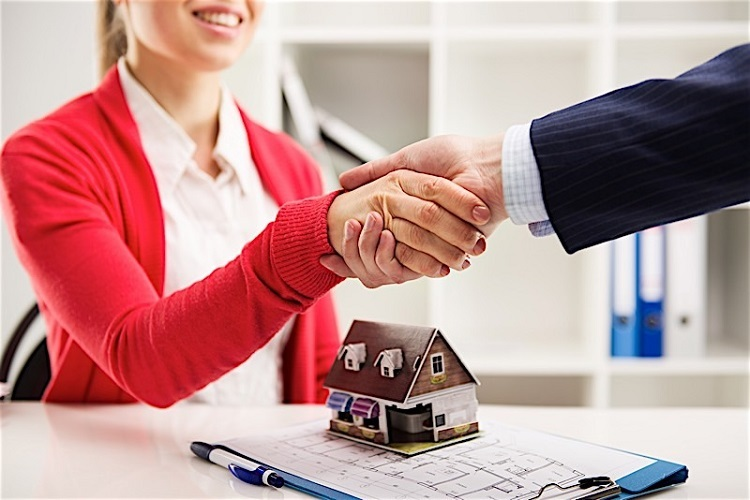 Todd Arron surrounded by Christmas gift ideas in his pawn shop named Loans R Us in Thousand Oaks.